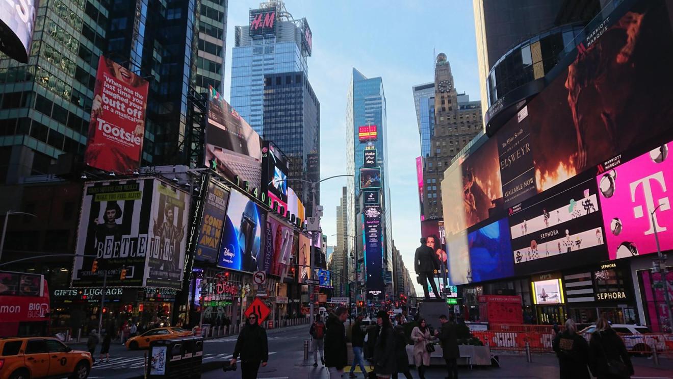 New York City & Washington DC November 2019