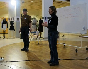Workshop 'Rymd och Rum'